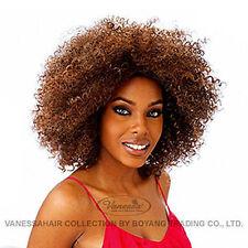 Adult Short Wigs & Hairpieces Bun