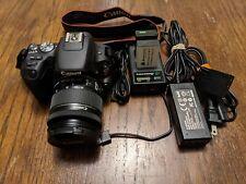 Canon EOS Rebel SL2 DSLR Camera with EF-S 18-55mm STM Lens - 24.2 MP Bundle