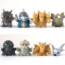 Bandai Small Capsule Toys Godzilla sofubi 2 SD Full set King Ghidorah Gigan