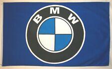 BMW Logo Premium Flag 3' x 5' Indoor Outdoor Automotive Banner (USA Seller)