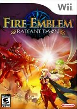 Fire Emblem: Radiant Dawn (Wii, 2007) Brand New Factory Sealed