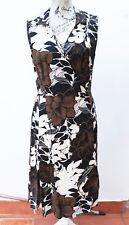Floral Print Wrap Dress Size 14