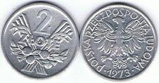 2 Zl 1973 Aehren und Obst Alu RRR