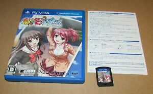Rui wa Tomo Wo Yobu (Japanese Version) Playstation Vita Fast Shipping