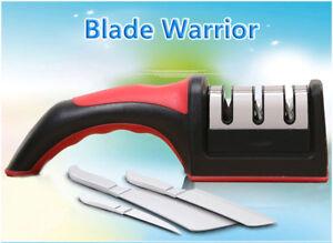 Three Stage Notches Knife Sharpener Kitchen Tools
