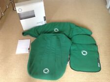 Bugaboo Cameleon Tailored Fabric 3 Piece Set In Green
