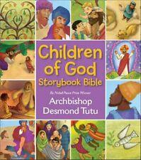 Children of God Storybook Bible by Tutu, Archbishop Desmond Hardback Book The