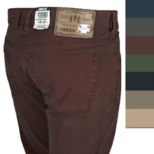 JOKER Jeans | Harlem Walker ( Comfort Fit ) Farbwahl Stretch-Gabardine