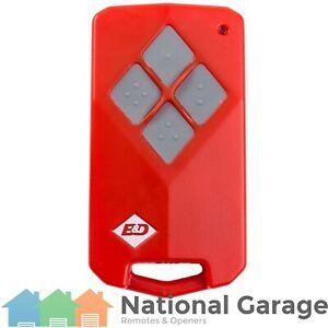 Garage Door Remote Control B&D BD4 TB5 TB5v2 Tri Tran + - Replacement Options!