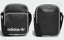 adidas Originals Mens Perf Vintage Small Items Mini Bag Collegiate Navy White