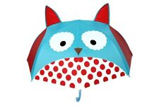 NEW Owl Design Childrens Kids Umbrella with Pop Up Ears