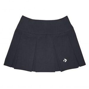 Converse Damen Rock Ladys Ladies Skirt 10006241-A03 001 Minirock schwarz