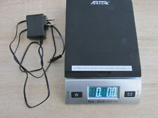 Acteck A-CE65 65lb x 0.1OZ Digital Shipping Postal Scale W/AC & Battery, Black