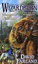 Runelords: Wizardborn 3 by David Farland (2002, Paperback, Reprint)