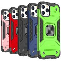For iPhone 12/12 Mini /12 Pro/12 Pro Max Case Shockproof Protective Ring Cover
