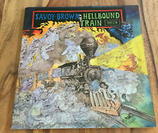 "12"" LP - Savoy Brown - Hellbound Train - Decca TXS 107 - Sammlung - green Label"