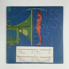 MILES DAVIS Big Fun PG32866 Dbl LP Vinyl VG+ near ++ Cover VG+ GF Radio Station