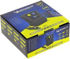 MICHELIN Compresseur Air Gonfleur Pneu Roue 12V 3,5 Bar Voiture Moto Auto Camion