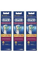 Oral-B 4 Heads Tiefenreinigung Zahnbürsten