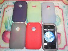 Iphone 3 3g 3gs Penguin Funda Silicona/gel/goma Apple