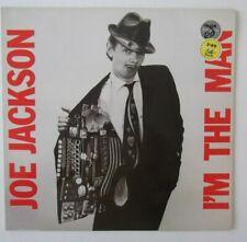 JOE JACKSON  '' I'M THE MAN '  LP