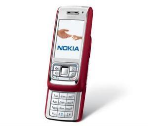 Nokia E65 2G GSM 850 / 900 / 1800 / 1900 3G UMTS 2100 WIFI Bluetooth Camera