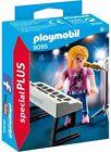 9095 Cantante con teclado playmobil,especial,special plus