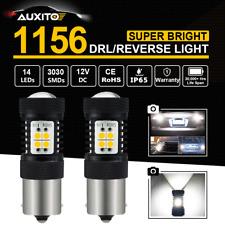 Super Bright White 2x 1156 BA15S P21W LED Backup Reverse/Daytime Running Lamp AU