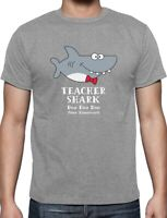 Teacher Shark Doo Doo Funny Gift For Teachers T-Shirt