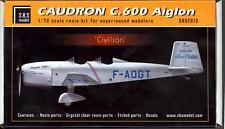 SBS Models 1/72 CAUDRON C.600 AIGLON Civilian Versions