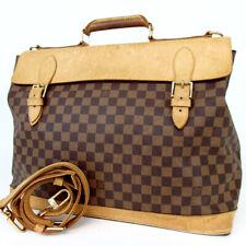 Authentic LOUIS VUITTON M99039 Damier Clipper SP1916 Handbag PVC/leather[Used]
