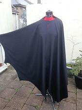 long big  black batman cloak..