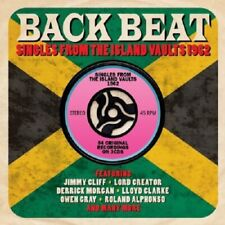 Back Beat-Singles From The Island Vaults 1962 3-CD NEW SEALED Reggae Jimmy Cliff