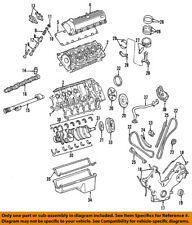 FORD OEM 08-10 F-350 Super Duty-Engine Cylinder Head 9C3Z6049D