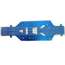 HENG LONG HL 1:10 RC SPARE ALLOY CHASSIS PLATE #82 MAD TRUCK LIGHTNING