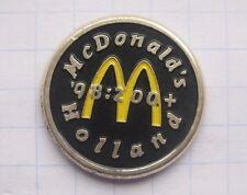 M / HOLLAND ....................Mc DONALD`s -Pin (136i)