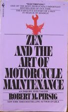 Zen & Art of Motorcycle Maintenance Inquiry into Values by Robert M. Pirsig MMP