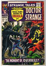 STRANGE TALES #151, FN+, Jim Steranko, Dr, Jack Kirby, 1951, more in store
