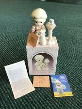 Precious Moments Only Love Can Make A Home 1991 Members Only Figurine Pm921