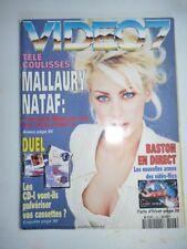 Magazine VIDEO 7 #153 mars 1995 cover Mallaury Nataf