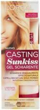 L'Oréal Paris Gel Schiarente Sunkiss 03,Da Biondo Chiaro a Biondo chiarissimo