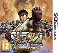 Super Street Fighter IV 3D Edition (Nintendo 3DS)   new&sealed