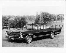 1967 Ford Galaxie XL convertible coupe, Factory Photo (Ref. # 42821)