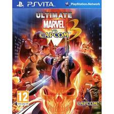 Ultimate Marvel Vs. Capcom 3 (Sony Playstation Vita, 2012) solo carro