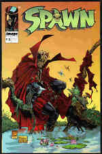 Spawn Infinity cómic vol.1 # 13/'98 Variant cover