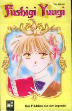 Manga Pack Fushigi Yuugi 1-4 carlsen Yuu Watase