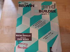 Belwin Band Builder Cornet Part 1 vintage Elementary Level