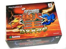 Giapponese PlayStation 2 PS2 JISSEN PACHI SLOT Savanna PARK DX BOX PACHINKO JAP JP