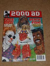 2000 AD Comic - PROG 1026 - Date 21/01/1997 - UK Paper Comic
