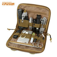Tactical Pouch Molle Tool Bag Large Utility Military Organizer Pocket Sport Hang